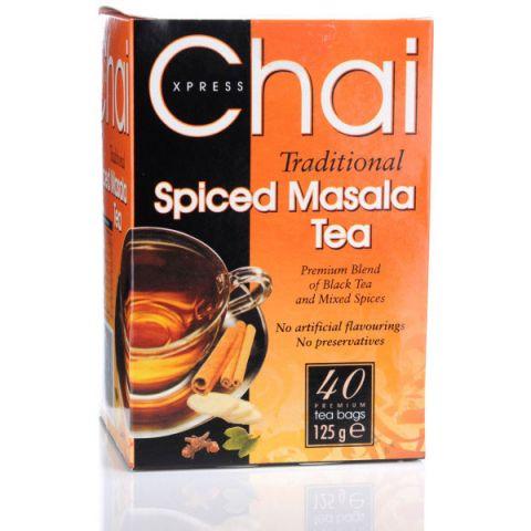 Čaj MASALA-směs koření- Fudco  40 sáčků