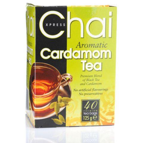 Čaj s KARDAMOMEM Fudco 40 sáčků