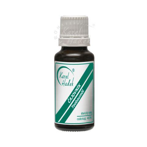 Čajovník éterický olej Hadek  10 ml