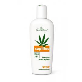 Capillus šampon na lupy Cannaderm 150 ml