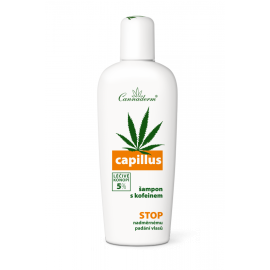 Capillus šampon stimul s kofeinem Cannaderm 150 ml