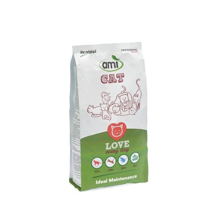 Ami Cat - 100% rostlinné krmivo pro kočky 1,5kg