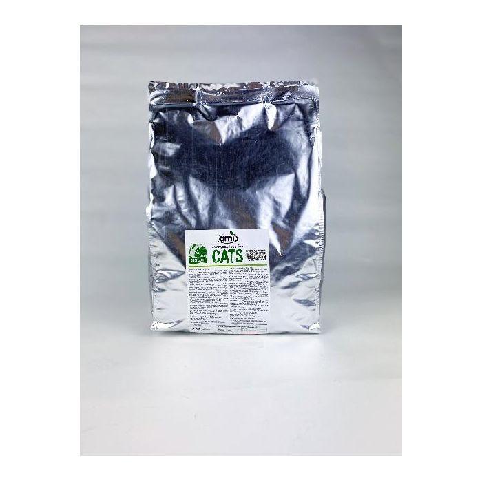 Ami Cat - 100% rostlinné krmivo pro kočky 3kg
