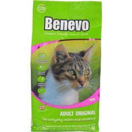 Cat - veganské krmivo pro dospělé kočky Benevo 10kg