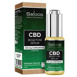 CBD Bioaktivní sérum Saloos 20ml