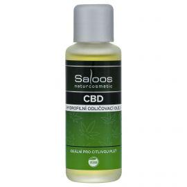 CBD Hydrofilní odličovací olej Saloos 50 ml