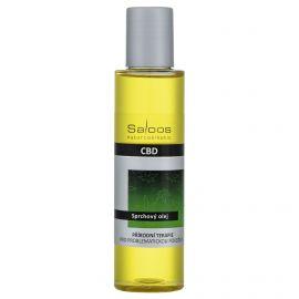 CBD Sprchový olej Saloos 125 ml