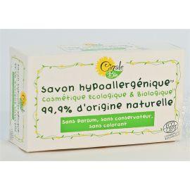 Hypoalergenní mýdlo Bio Cigale 100g