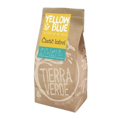 Čistič lahví  Yellow & Blue 1kg