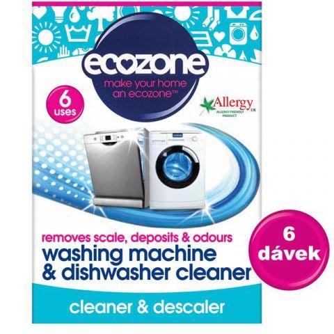 Čistič myček a praček Ecozone 6ks