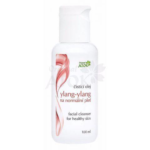 Čistící olej Ylang-ylang na normální pleť Atok 100 ml