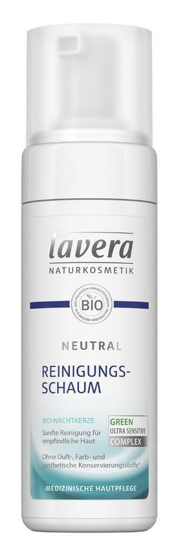 Čistící pěna neutral Lavera 150 ml