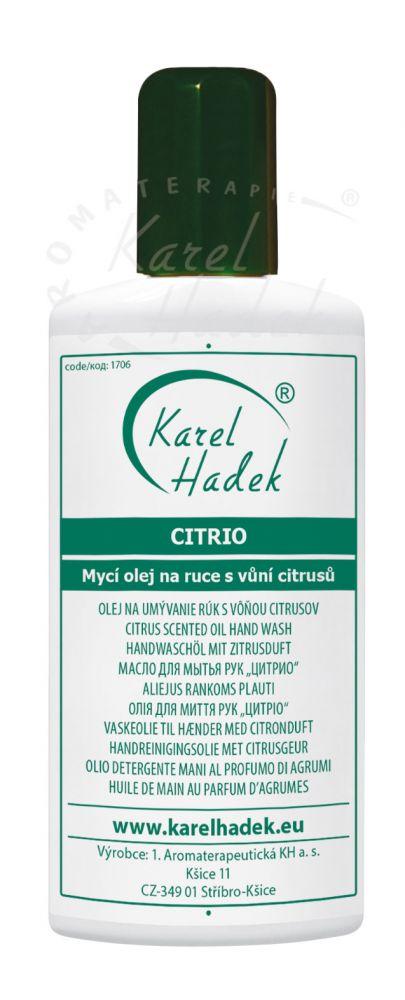 Citrio-mycí olej Hadek velikost: 20 ml