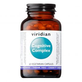 Cognitive Complex (Kognitivní komplex) 60 kapslí Viridian