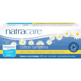 Dámské tampóny Super Natracare  20 ks