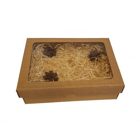 Dárková krabička s výstelkou - střední