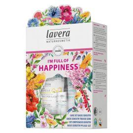 Dárkový set plný štěstí Basis sensitiv Lavera