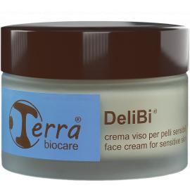 DeliBi - Krém pro citlivou pleť Terra BioCare 50 ml