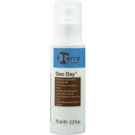Deo Day - Přírodní tekutý Deospray Terra BioCare 75 ml