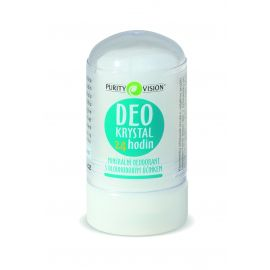 Deo krystal 24hodin Purity Vision 60 g