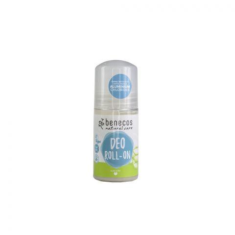 Deo-Roll-On Aloe vera BIO, VEG Benecos 50 ml