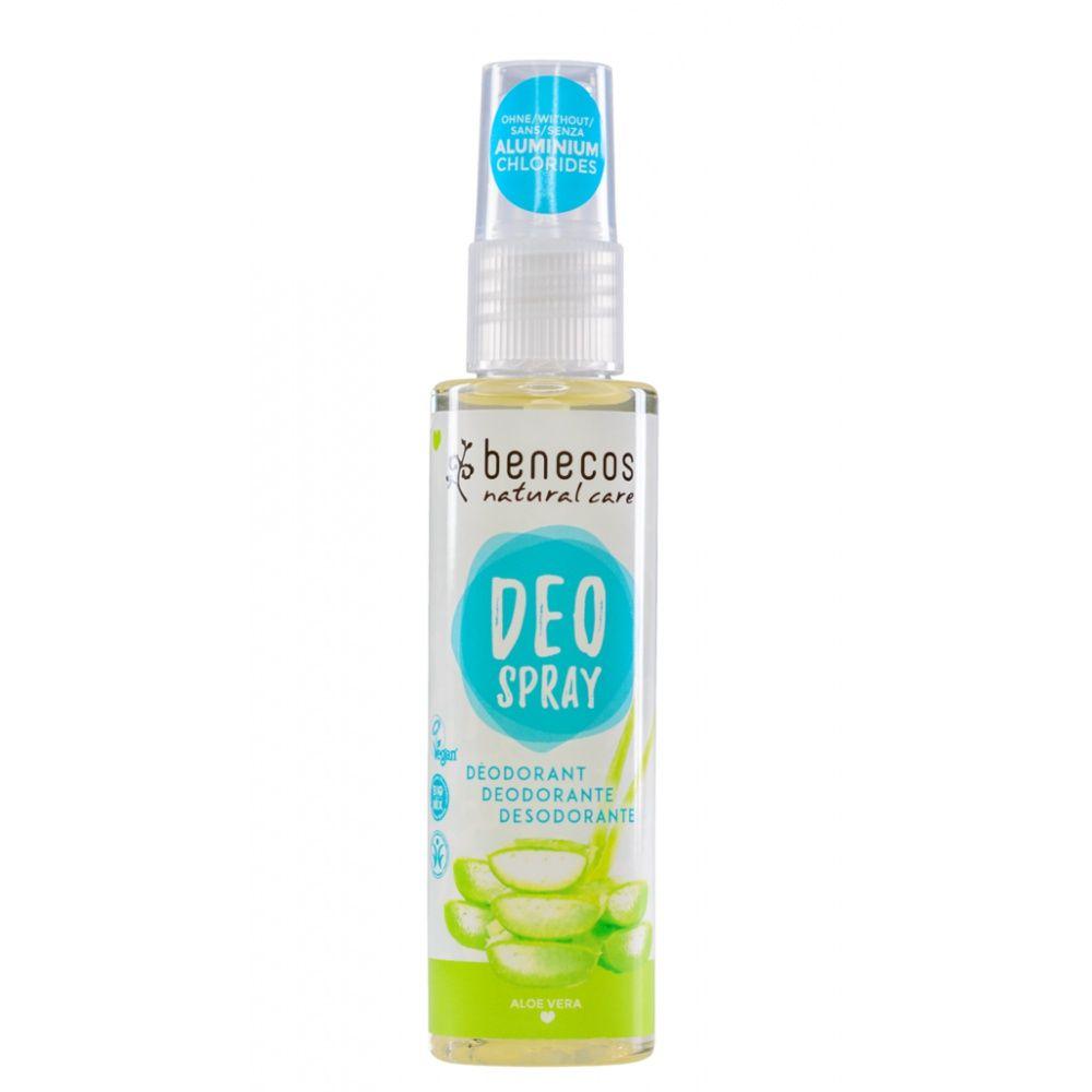 Benecos Aloe Vera deospray 75 ml