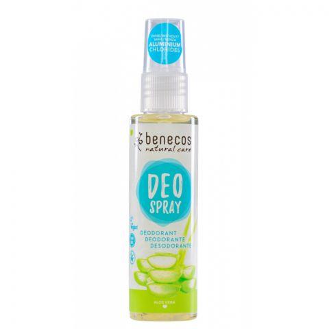 Deo-Spray Aloe vera  BIO, VEG Benecos 75 ml