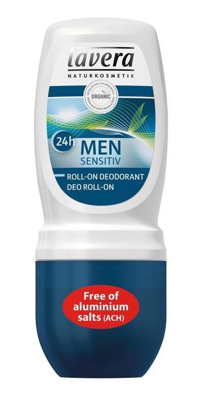 Lavera Men Sensitiv Deodorant roll-on 50 ml