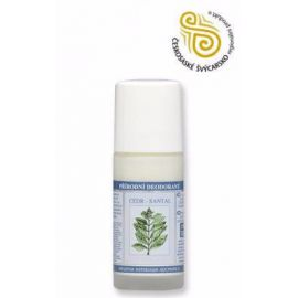 Deodorant Cedr - santal  Nobilis 50 ml