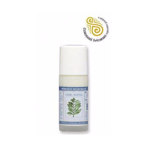 Deodorant Cedr - santal Nobilis Tilia 50 ml