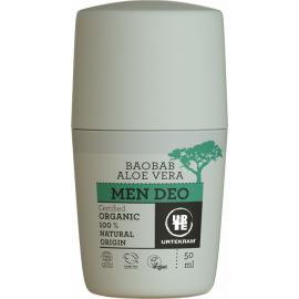 Deodorant roll-on MEN Urtekram 50ml