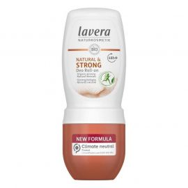 Deodorant Roll-on Strong pro ochranu až 48 hodin Lavera 50 ml