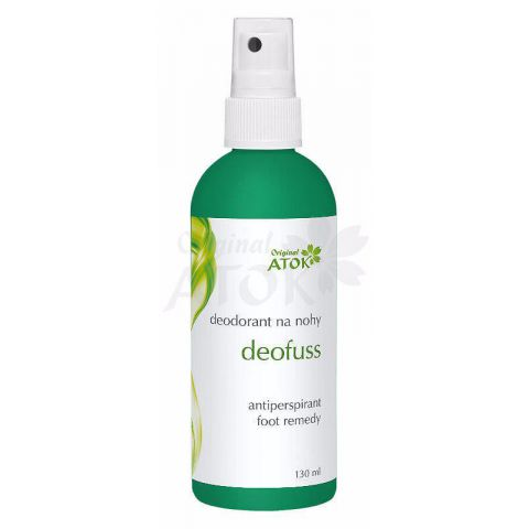 Deodorant na nohy Deofuss Atok130 ml