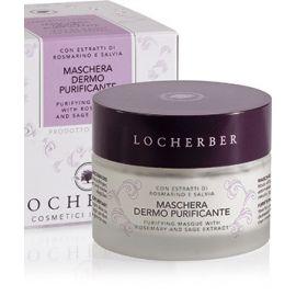 Dermatologicky Čistící maska na akné Locherber 50ml