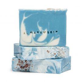 Designové ručně vyrobené mýdlo pro normální pokožku Cold Water Almara Soap 100 g