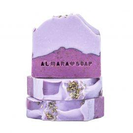 Designové ručně vyrobené mýdlo pro normální pokožku Lavender Fields Almara Soap