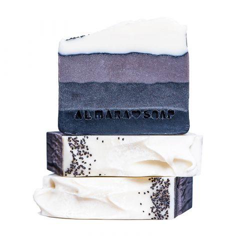 Designové ručně vyrobené mýdlo pro normální pokožku Perfekt Day Almara Soap 100 g