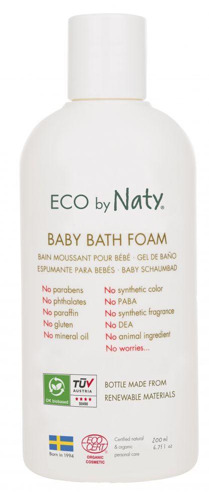 Naty Dětská ECO pěna do koupele 200 ml