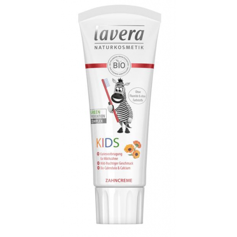 Dětská zubní pasta Lavera 75 ml