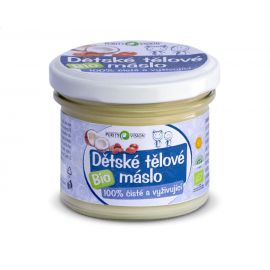 Dětské tělové máslo PURITY VISION 100ml