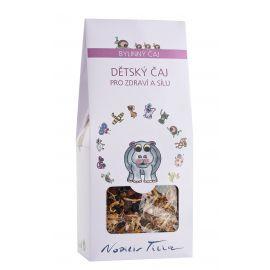 Dětský čaj pro zdraví a sílu Nobilis Tilia 50 g