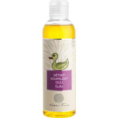 Dětský koupelový olej Kačka Nobilis Tilia 200 ml
