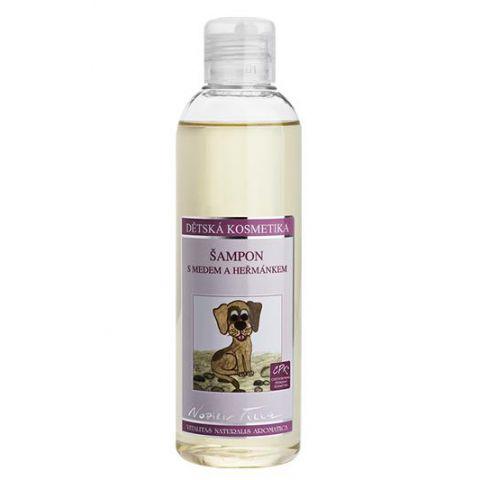 Dětský šampon Toník Nobilis Tilia 200 ml