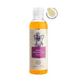 Dětský sprchový gel Vendelín Nobilis Tilia 200 ml