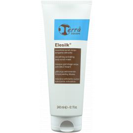Elesilk - Vyhlazující tělová čistící maska + peeling v jednom Terra BioCare 240 ml