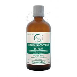 Eleutherococc extrakt  Hadek 100 ml