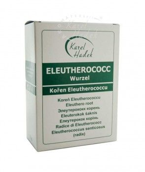 Eleutherococc kořen Hadek Hmotnost: 500 g
