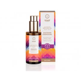 Elixír olej pro pokožku a duši SHATAVARI EVERYOUNG Khadi - 100 ml