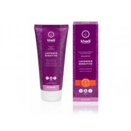 Elixír šampón LEVANDULE SENSITIVE Khadi 200 ml