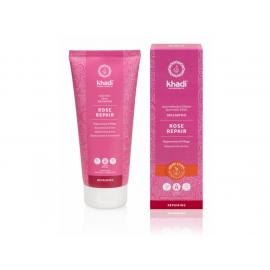 Elixír šampón RŮŽE REPARACE Khadi 200 ml